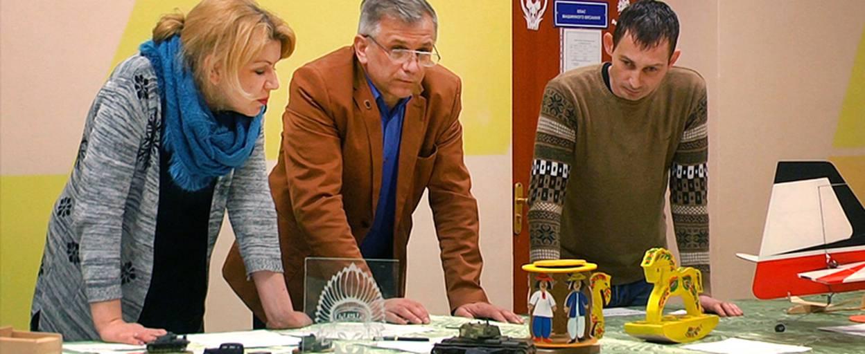 У Борисполі відбувся міський етап Всеукраїнської виставки науково-технічної творчості. Відео