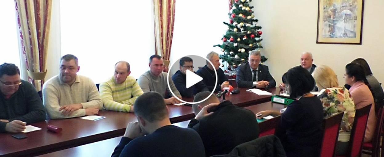 Для матеріалів передвиборної агітації у Борисполі відвели спеціальні місця. Відео
