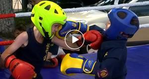 Хортинг, бокс та пауерліфтинг – бориспільці спортивно відсвяткували День молоді