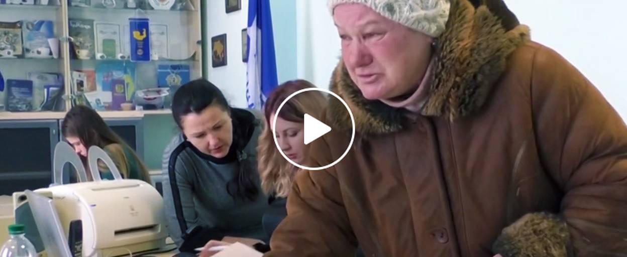 Пенсіонерка із Борисполя не в змозі платити за комуналку – жінка просить допомоги у влади. Відео