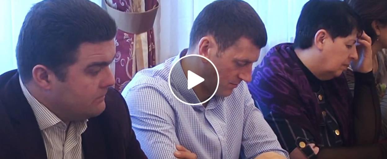 Несправність світлофорів Борисполя вкотре обговорили на плановій нараді. Відео