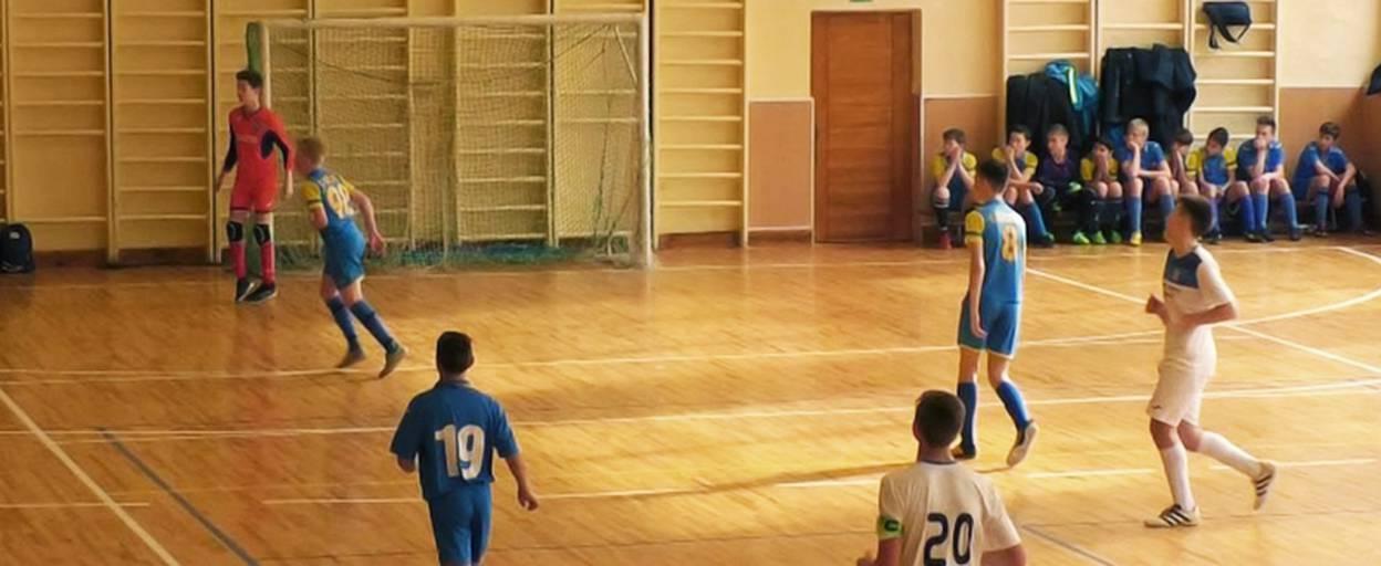 Фінал чемпіонату Київщини з футзалу відбувся у Борисполі. Відео