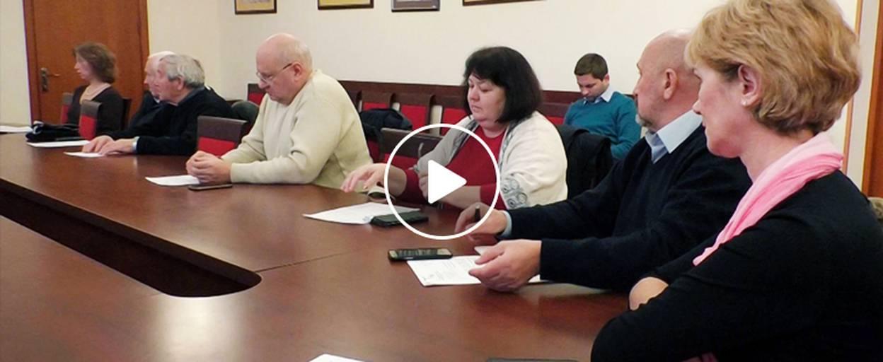 Бориспіль прагне отримати субвенцію на реконструювання НВК імені Костянтина Могилка. Відео