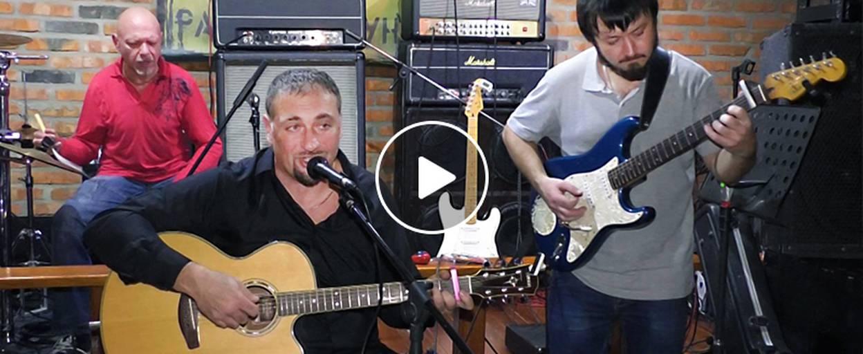 У Борисполі відбувся гучний концерт з нагоди річниці Фестклабу та гурту «Рана Рідібунда». Відео