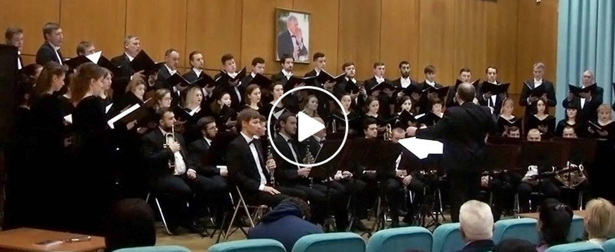 Концерт пам'яті Олександра Зюзькіна: колеги-музиканти вшанували бориспільського маестро. Відео