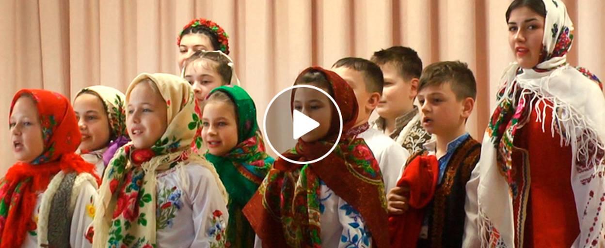До 180-річчя від дня народження Чубинського у Борисполі влаштували конкурс фольклорних колективів. Відео