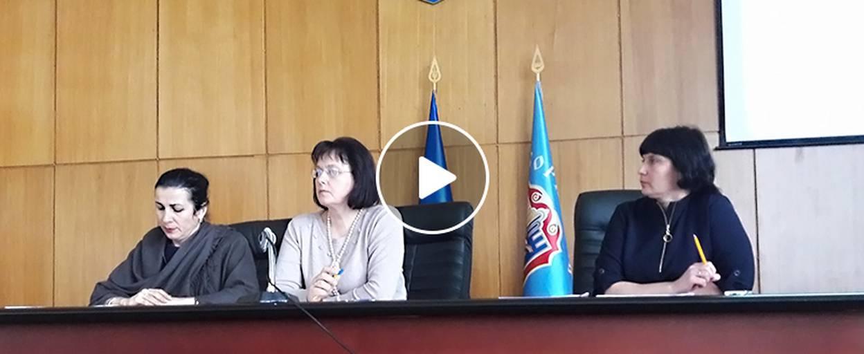 У Борисполі відбулося засідання координаційної ради служби у справах дітей та сім'ї. Відео