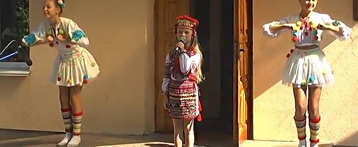 Бориспільська дитяча музична школа зустріла новий навчальний рік виступами вихованців. Відео