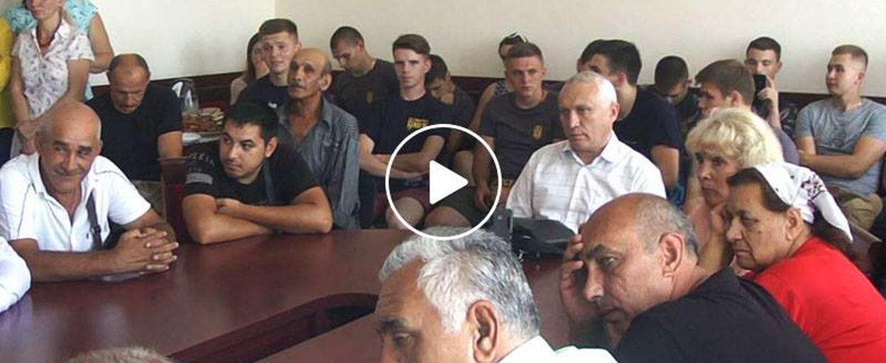Проблеми українських ромів на території Бориспільщини вирішували за круглим столом. Відео