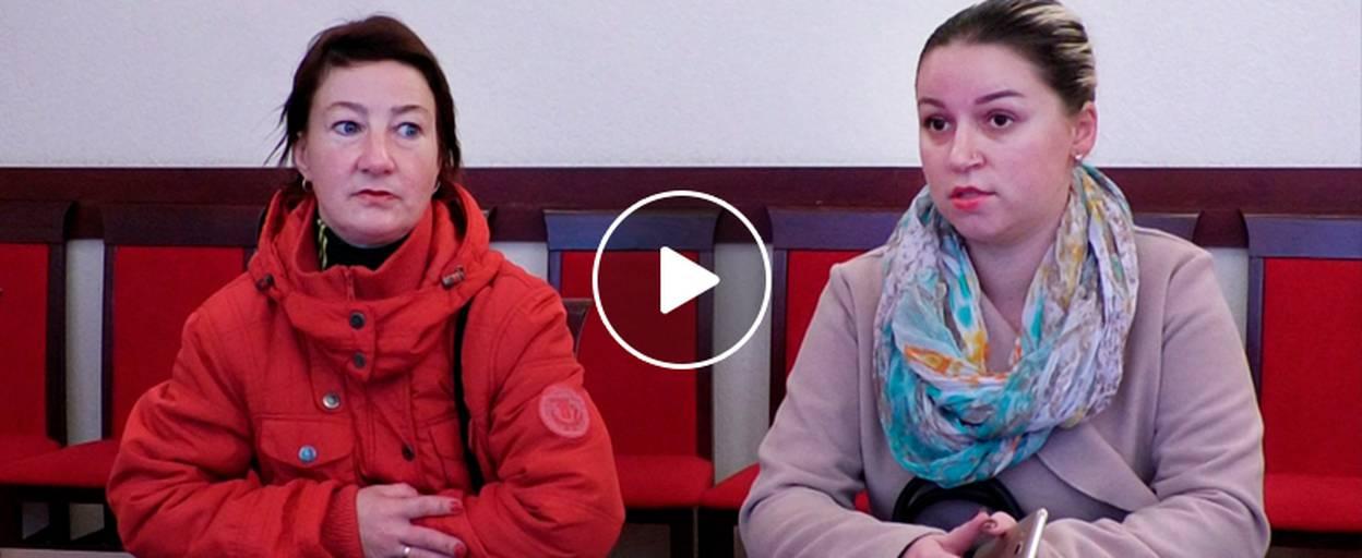 Мешканці вулиці Калмикова просять прокласти на вулиці додатковий зливний колектор. Відео