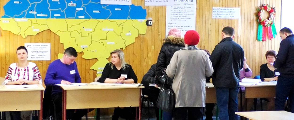 Члени ДВК у Борисполі сподіваються на високу активність містян. Відео