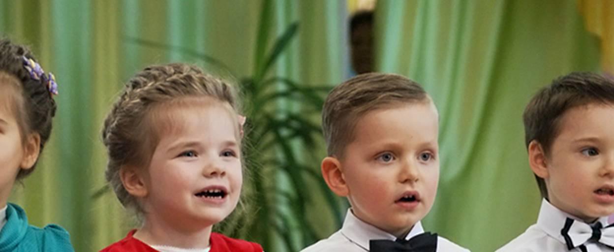 Зворушливо та весело: дитсадок «Росинка» відсвяткував 40-річчя. Відео