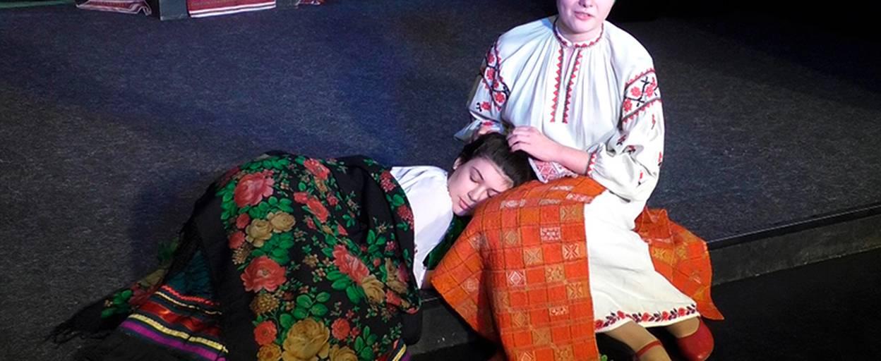 У рамках Шевченківських днів у Борисполі відбувся конкурс читців. Відео