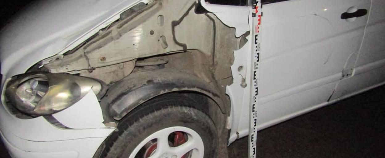 Трагічна ДТП у Борисполі – водій на смерть збив 17-річного пішохода. Фото