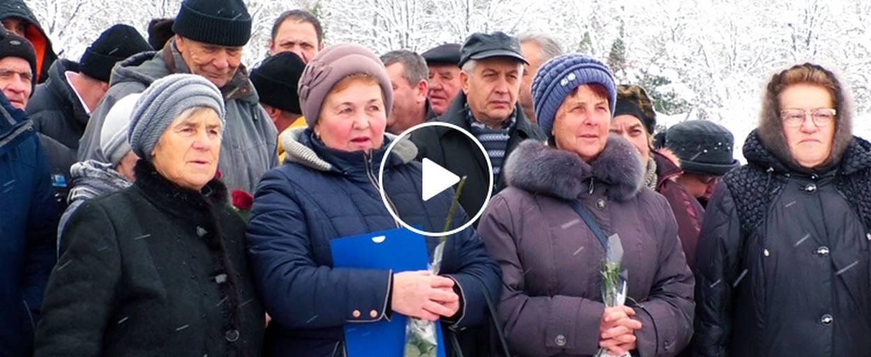 У Борисполі вшанували пам'ять ліквідаторів наслідків аварії на ЧАЕС. Відео