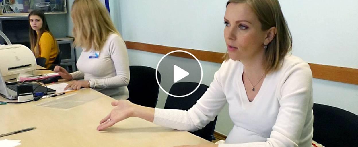 Мешканка Борисполя просить побудувати дитсадок та амбулаторію на Бежівці. Відео