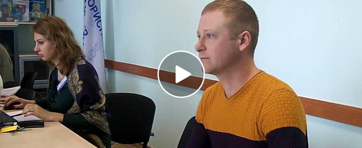 Сім'я вчителів просить владу допомогти із житлом у Борисполі. Відео