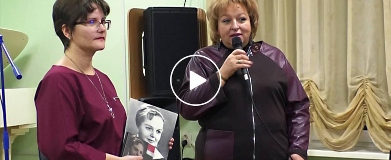Мистецький вечір Народної артистки України Лариси Остапенко-Білаш відбувся у Борисполі. Відео