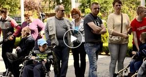 Навколо реабілітаційного центру «Вільний  рух» у Борисполі розгорілася суперечка