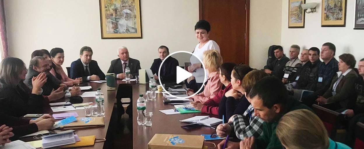 Всеукраїнський семінар-практикум зі спортивного туризму в позашкіллі відбувся у Борисполі. Відео