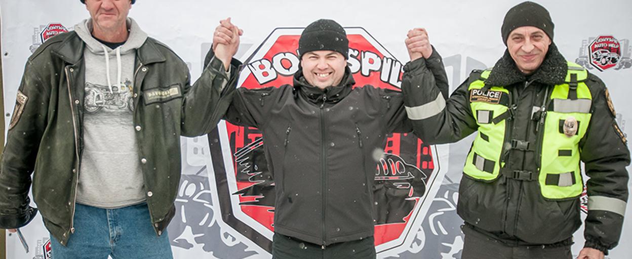 «АвтоДопомога Бориспіль» відсвяткували свою першу річницю. Відео