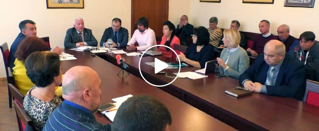 Проект «Безпечне місто»: наступного року у Борисполі планують встановити відеоспостереження. Відео