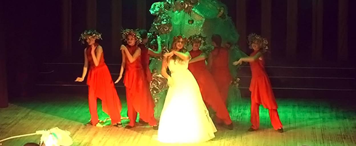 Курйози під час виступів бориспільських красунь. Про це та інше у проекті «Міс Бориспіль 2017». Частина 3