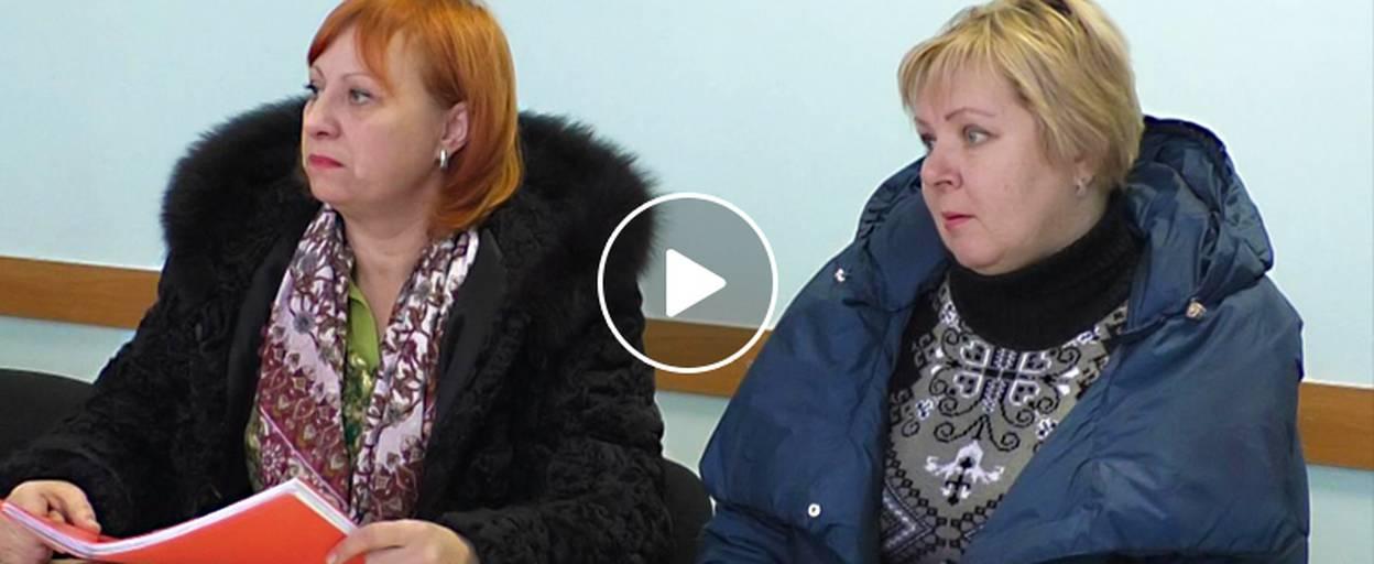 Мешканці аварійного будинку у Борисполі турбуються чому їх досі не розселили. Відео