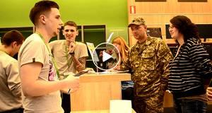 Як у Борисполі «виловлювали» призовників та вручали їм повістки