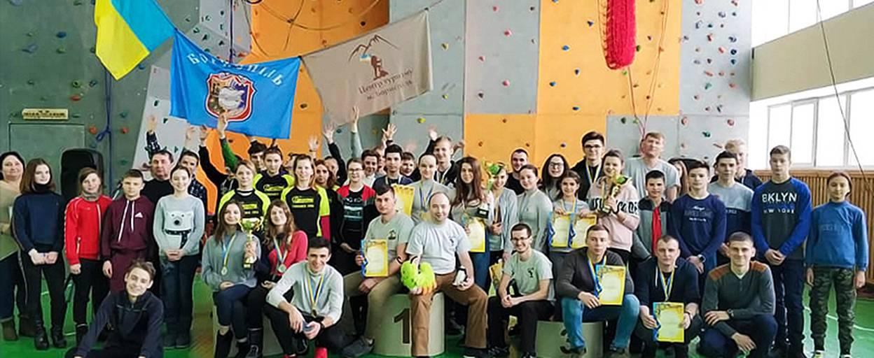 Бориспільська команда виборола першість на обласних змаганнях з пішохідного туризму. Відео
