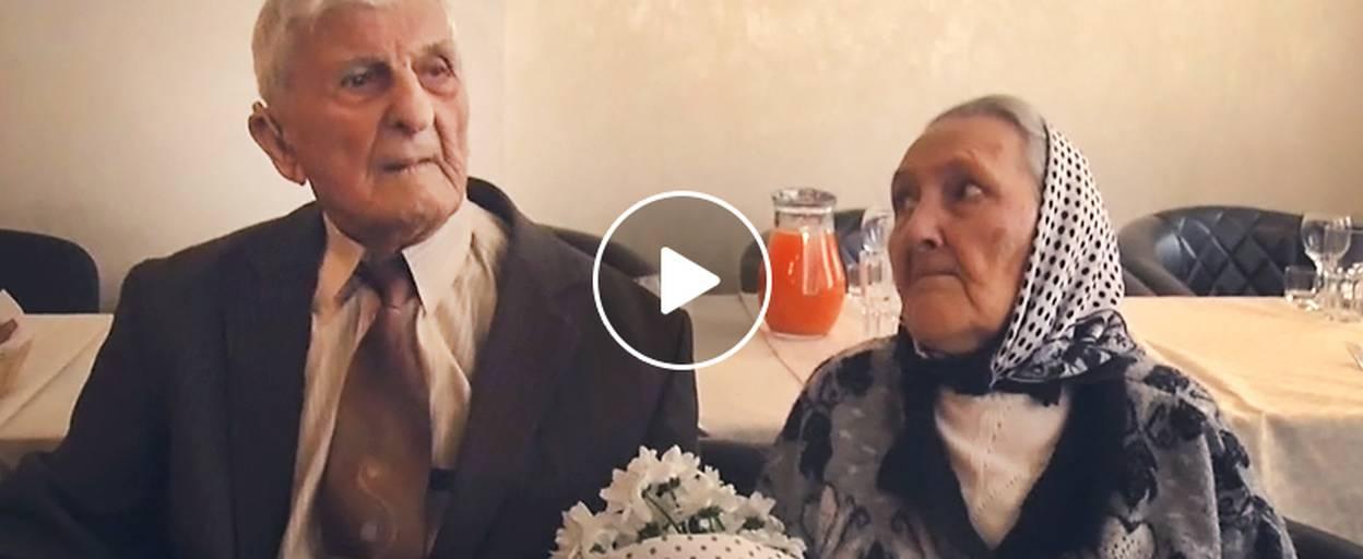 Сторічий ювілей: житель Борисполя відзначив поважну дату. Відео