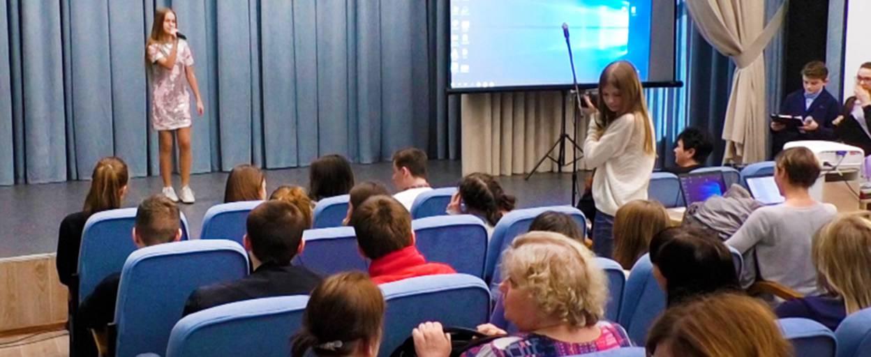 У традиційному конкурсі «Я – лідер» позмагалися школярі Борисполя. Відео