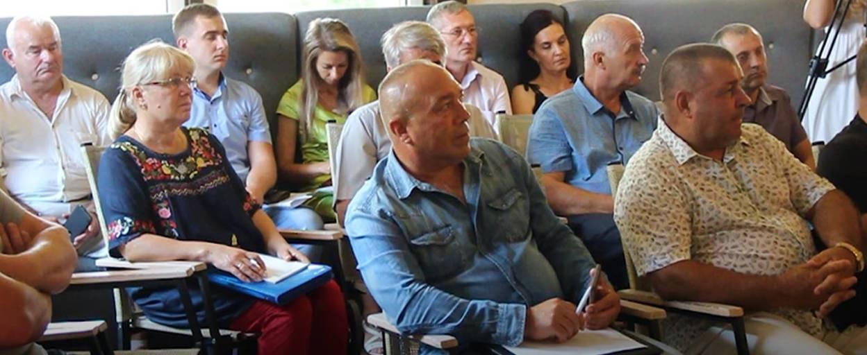 У Борисполі відбулася конференція політичної партії «Громадянська позиція». Відео