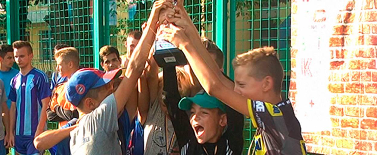 Фінал турніру «Битва дворів 2018» визначив найфутбольніші мікрорайони Борисполя. Відео