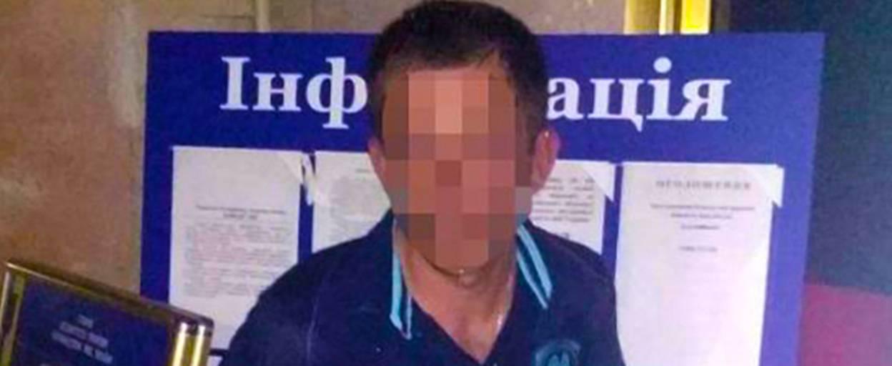 Нетверезий водій став винуватцем ДТП на вулиці Київський Шлях. Фото