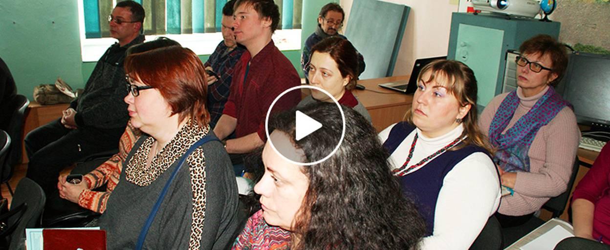 У центрі технічної творчості «Евріка» відбувся обласний семінар-практикум. Відео