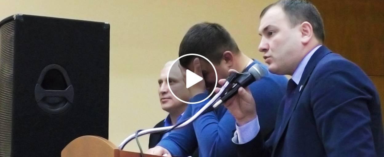 Мораторій на використання російськомовного культурного продукту у Борисполі спричинив перепалку між депутатами