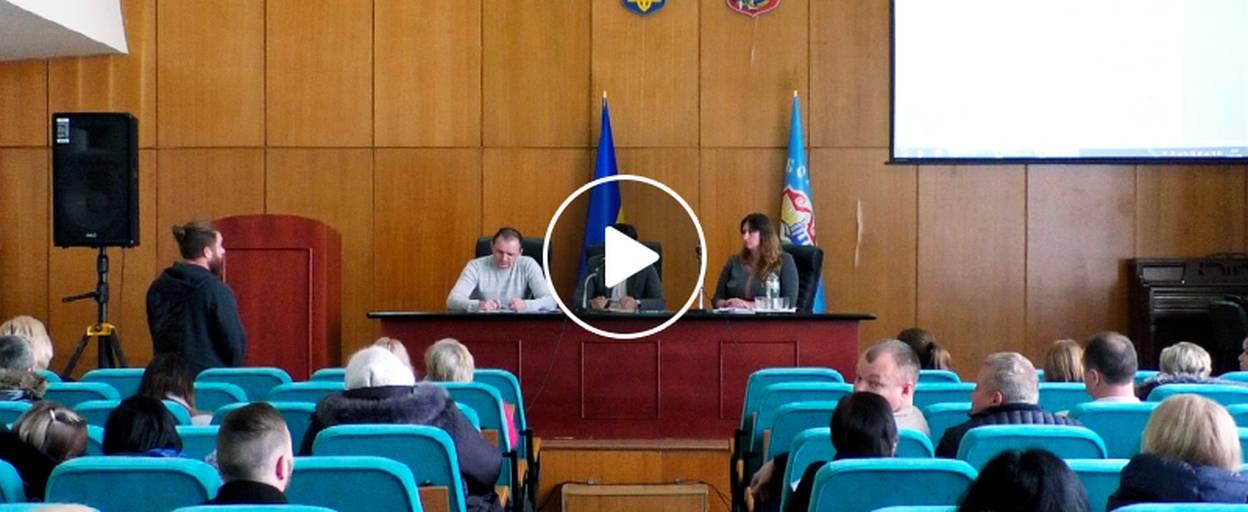 У Борисполі відбувся семінар про захист прав споживачів та дотримання санітарного законодавства. Відео