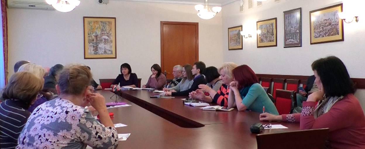 У Борисполі ухвалили новий склад громадської ради на 2019-20 роки. Відео