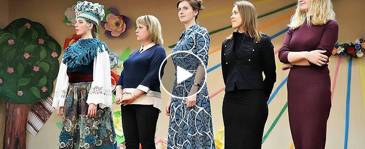 У Будинку дитячої та юнацької творчості «Дивоцвіт» відбувся конкурс керівників гуртків. Відео
