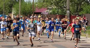 Легкоатлетичний пробіг «Бориспільська десятка» приголомшив кількістю учасників. Відео