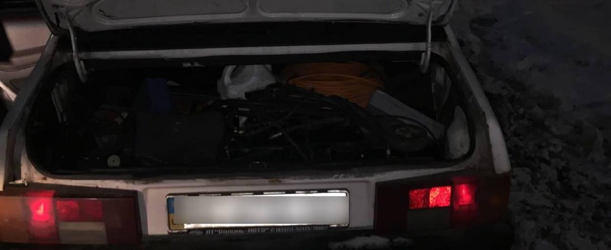 Скоїв грабіж та намагався втекти: поліцейські Борисполя «за гарячими слідами» затримали злочинця. Фото