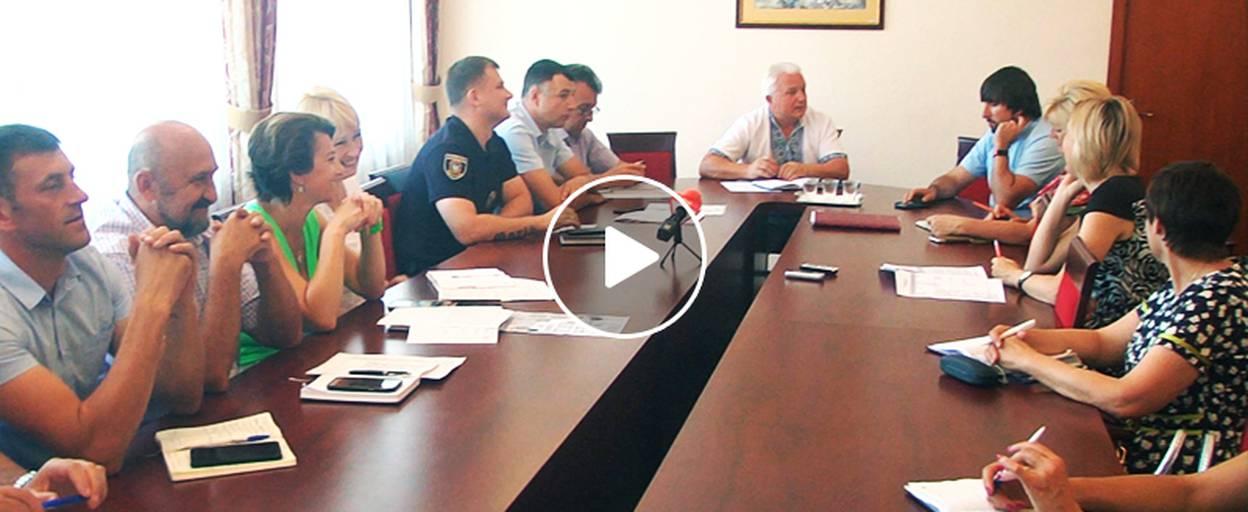 Мешканці вулиці Шевченка стурбовані незаконним будівництвом таун-хауса у Борисполі. Відео