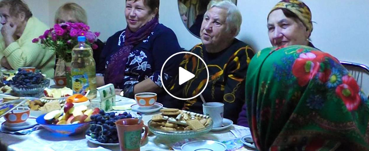 День людей похилого віку відзначили у Борисполі. Відео