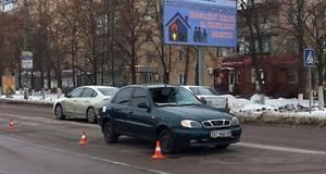 Подробиці ДТП поблизу ринку «Зоряний» у Борисполі: автомобіль збив пішохода