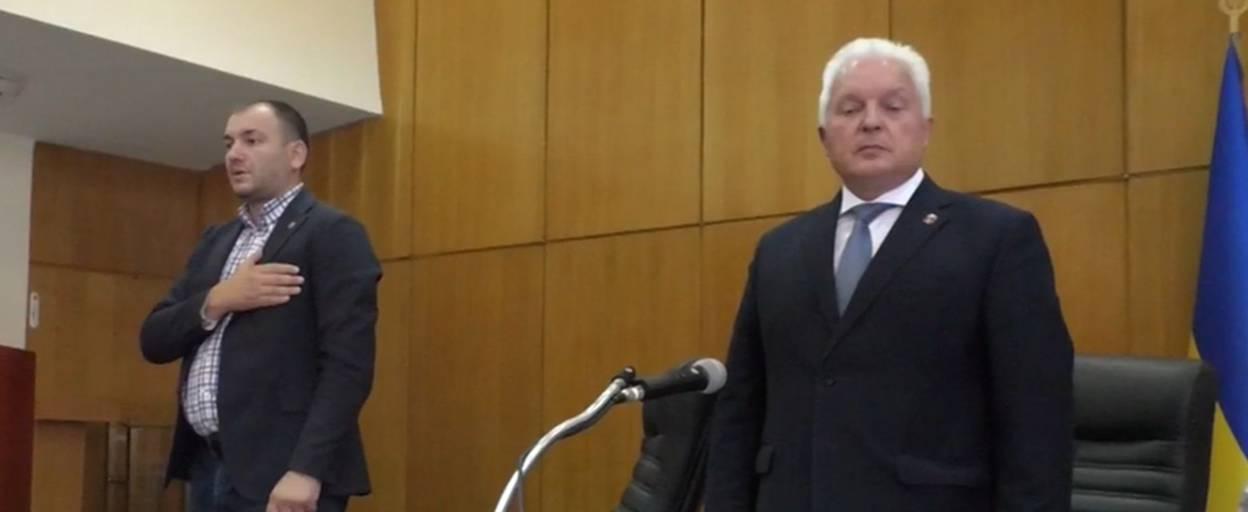 Об'єднання Борисполя і району обговорювали на позачерговій сесії міської ради