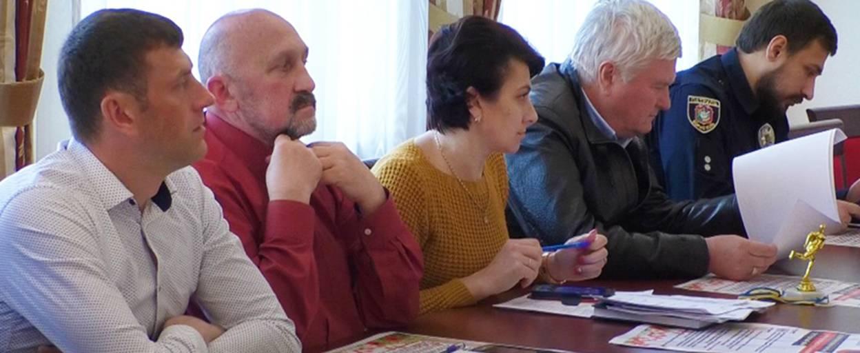 Бориспіль готується до Дня пам'яті та примирення і 74-ї річниці перемоги над нацизмом. Відео