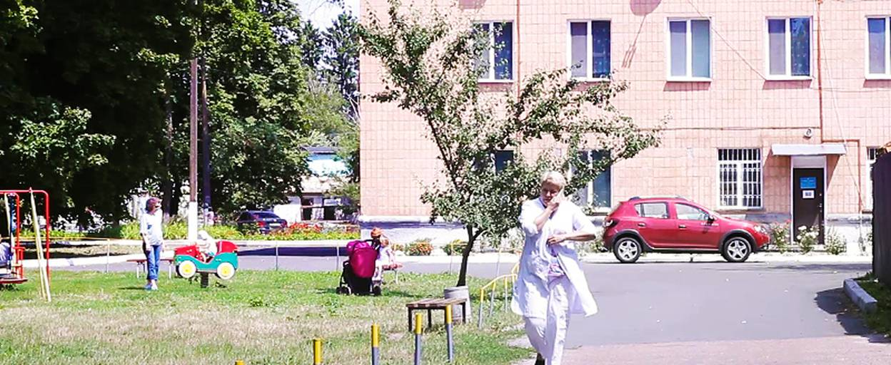 Пологове відділення у Борисполі закривають – породіль переводять у Броварську лікарню. Відео