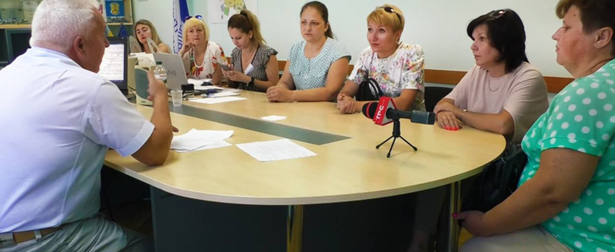 Батьки школярів Борисполя занепокоєні – буцімто на них тиснуть через нездачу грошей на ремонт. Відео