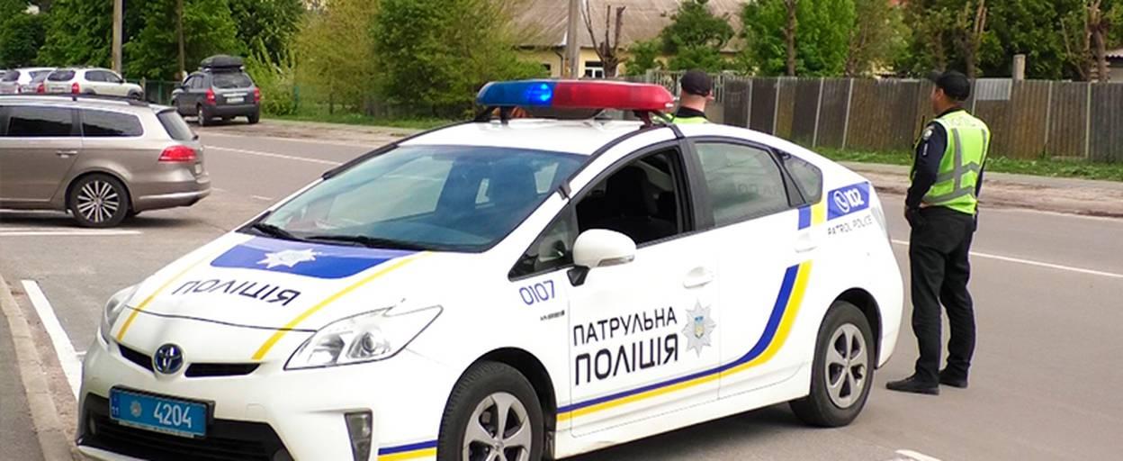 Операція «Пішохід»: патрульні Борисполя нагадали містянам правила безпеки на дорозі. Відео